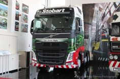 The new 'Lee Rigby' Eddie Stobart truck. Pictures by Lucy Emma Sames Photography NNL-150324-115520001