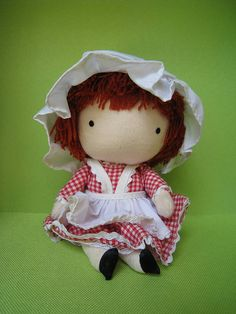 Joan Walsh Anglund dolls