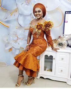 latest lace styles 2019 for ladies,latest aso ebi lace styles lace gown styles ebi lace gown styles lace styles Aso Ebi Lace Styles, African Lace Styles, Lace Dress Styles, African Lace Dresses, Latest African Fashion Dresses, African Print Fashion, Nigerian Fashion, Nigerian Lace Styles Dress, Native Fashion