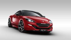 The Peugeot RCZ R can accelerate from 0-100kph in less than six seconds