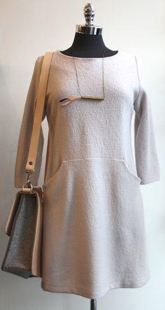 #winter dress #2dayslook anoukblokker #wintercollection www.2dayslook.com
