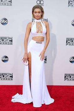 Gigi Hadid American Music Awards 2015