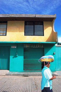 Oxaca, Mexico
