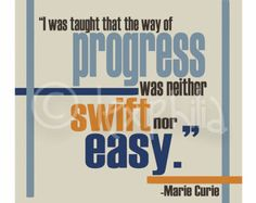 marie curie quotes - Google Search