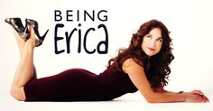 Being Erica <3 thank you, Canada!   Thank you @Estelle Oliva-Fisher for introducing it to me!!!