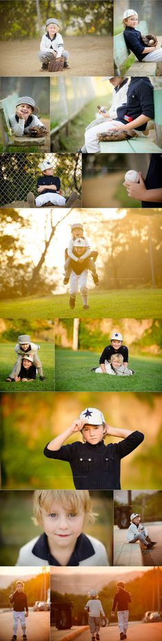 Brothers in a baseball shoot!  batter up | pittsburgh child and family professional photographer