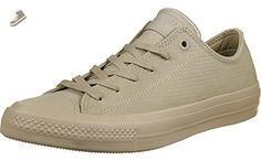 CHUCK TAYLOR ALL STAR II - OX - VINTAGE KHAKI/VINTAGE KHAKI (7) - Converse chucks for women (*Amazon Partner-Link)