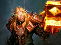 Blood Elf Paladin | World of Warcraft