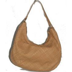 Elliott Lucca Anise Light Tan Leather Woven Hobo (Apparel)  http://www.womendresscode.com/prod.php?p=B003H6WB0G  B003H6WB0G