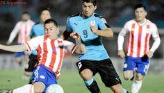 Paraguay busca el triunfo ante Uruguay para entrar en zona de clasificación a Rusia 2018