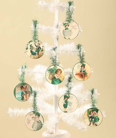 St. Patrick's Disc Ornaments | Bethany Lowe