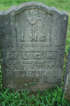 John Hugh Witman son of Francis Witman