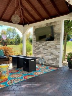 Blog | Airstone Airstone Wall, Airstone Backsplash, Outdoor Living, Outdoor Decor, Stone Work, Building A House, Farmhouse, Stone Walls, Patio