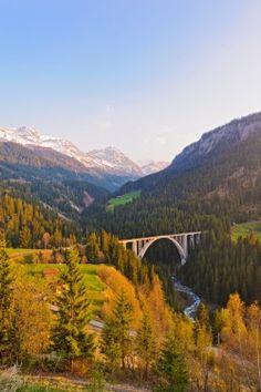 Langwies - Switzerland (von Tambako the Jaguar)