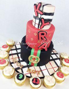 Designer Labels Cake & Cupcakes