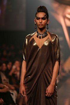 Lakmé Fashion Week – DHL presents Mawi & Gaurav Gupta at LFW SR 2014