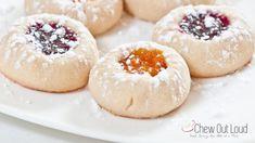 Buttery Jam Thumbprint Cookies - Food Blogger Amy Dong | Recipe - ABC News