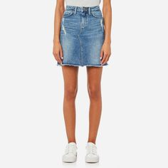 Buy Tommy Hilfiger Women's Bella Skirt - Blue We've got top products at great prices including fashion, homeware and lifestyle products. Free delivery available