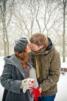 expecting moments in winter