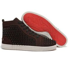 grande vente f0f3a a794b 18 Best Red Bottom Tennis Shoes images | Fashion Shoes, Man ...