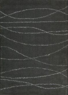 Contemporary rug in Titanium tone from westoncarpet.com