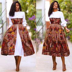 African Fashion Ankara, African Inspired Fashion, Latest African Fashion Dresses, African Print Fashion, Women's Fashion Dresses, African Prints, African Style, Short African Dresses, Ankara Short Gown Styles