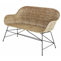Marcello Ziliani Ethimo Furniture Dining Chairs Woven