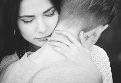 By Linnea Syversen. #couples #blackandwhite