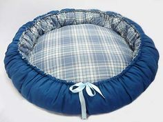 Cuddle cup dog bed sewing pattern