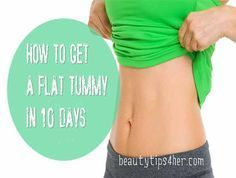 Everyone one wants a flat tummy. If you've been trying to flatten your tummy but can't seem to get the results you want, then this strategy should interest you.