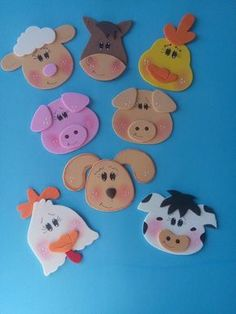 1 million+ Stunning Free Images to Use Anywhere Kids Crafts, Foam Crafts, Preschool Crafts, Diy And Crafts, Paper Crafts, Farm Animal Crafts, Animal Crafts For Kids, Art For Kids, Simple Birthday Cards