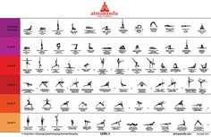 Atmananda Yoga Sequence Level 5