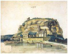 'Doss Trento' de Albrecht Durer (1471-1528, Germany)