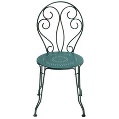 Outdoor chair from Castorama, France.