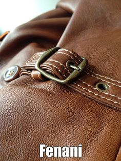 Fenani - Google+ New Man, Lambskin Leather, Trench, Belt, Zip, Detail, Accessories, Collection, Google