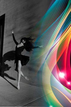 L'immagine che parla: Tra i colori voluti