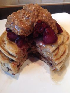 A bold claim I know but these ultimate protein pancakes really do take the biscuit...well pancake.