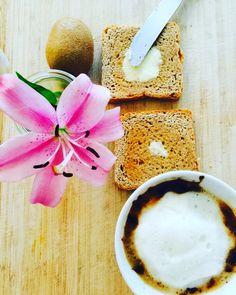 Toast & Zimt-Kaffee