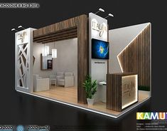 Kiosk Design, Facade Design, Display Design, Trade Show Booth Design, Exhibition Stall Design, Showroom Design, Exhibition Stands, Exhibition Ideas, Exhibit Design