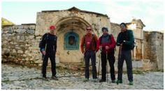 Άγιον Όρος - Πίστης Χρώματα: Οδοιπορώντας στην Έρημο του Αγίου Όρους...