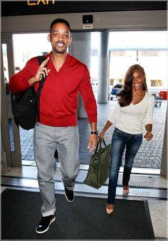 Will Smith and Jada Pinkett Smith heading to Dubai