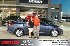 https://flic.kr/p/NrfQgL | #HappyBirthday to Manuel & Janet from Wilfredo Suliveras at Westside Kia! | deliverymaxx.com/DealerReviews.aspx?DealerCode=WSJL