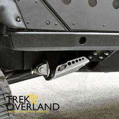 Land Rover Defender 110 Sledge Struts - Equipe 4x4 - SAP0025/110