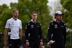 F1 Italian GP: Button replaced by Vandoorne at McLaren for 2017