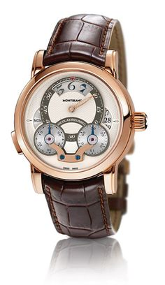 SIHH 2013 Preview: Montblanc - Nicolas Rieussec Rising Hours | Time and Watches