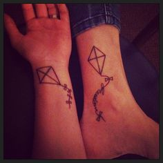 Wow.. I've wanted a kite tattoo spelling freedom since I could remember.. always thought it would of been mu first tattoo. So crazy to find someone who had the exact same idea