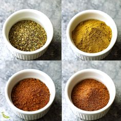 7 Easy Dry Rub Recipes for Chicken or Veggies 7 easy dry rub recipes for chicken or veggies– these rubs are absolutely perfect to mix up the flavors in your meal prep! They are great on sheet pan dinners, roasted or grilled veggies, meat and seafood. Homemade Spice Blends, Homemade Spices, Homemade Seasonings, Spice Mixes, Homemade Dry Mixes, Easy Dry Rub Recipe, Dry Rub Recipes, Easy Recipes, Dinner Recipes