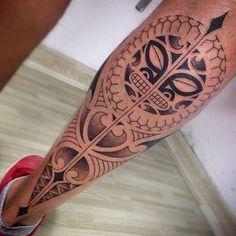 Polinésio Maori #maoritattoo #maori #tribaltattoo #tribal #tattootribal #tattoomaori #blackarttattoo #blackart #tattooblackart #polinesiantattoo #tattoopolinesia #samoatattoo #samoano #tattoosamoana #samoatattoo