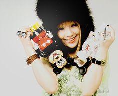 CL ( Lee Chae-lin) ★ 2NE1