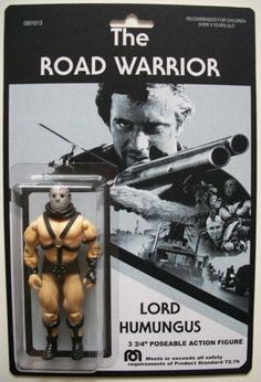 The Road Warrior figure - Lord Humungus - Popsfartberger